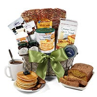 Christmas Breakfast Gift Basket Select (6918)