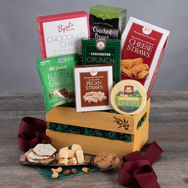 Christmas Gift Basket ...