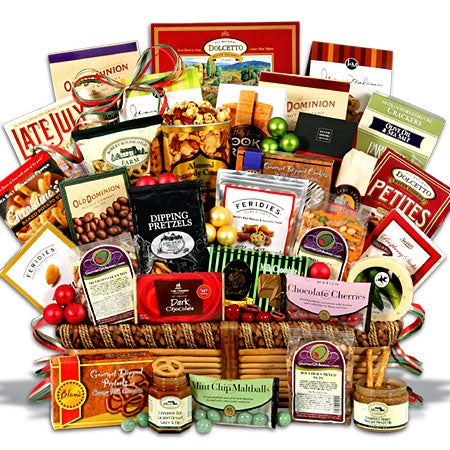 Buy christmas gift baskets - The Corporate Show Stopper - Christmas Gift Basket