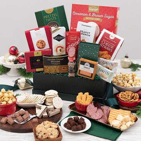 Buy christmas gift baskets - Christmas Gift Basket - Premium