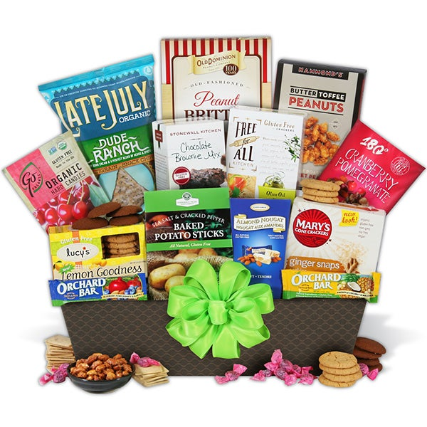 Gift baskets for gluten free gluten free hampers gift baskets for gluten free gluten free christmas gift basket by gourmetgiftbaskets negle Image collections