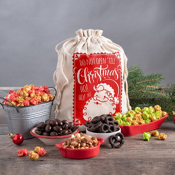 Good Tidings Holiday Gift Bag