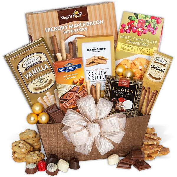 Image result for Good Tidings Holiday Gift Basket