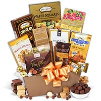 Good Tidings Holiday Gift Basket (5326)