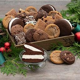 Holiday Gift Basket for Christmas
