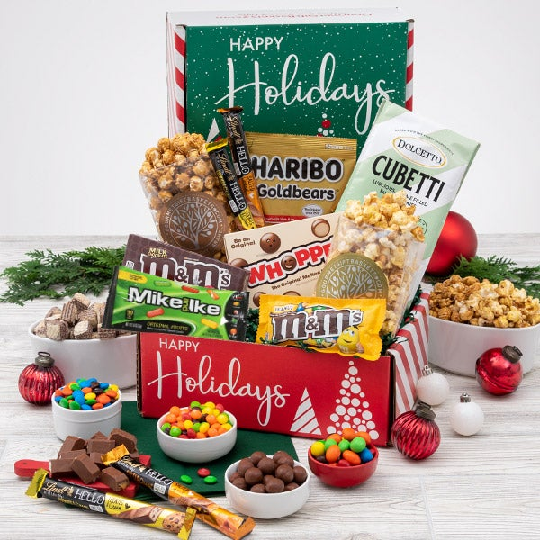 Holiday Sweets & Treats Gift Box