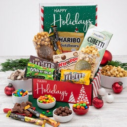 Holiday Sweets & Treats Gift Basket (5341)
