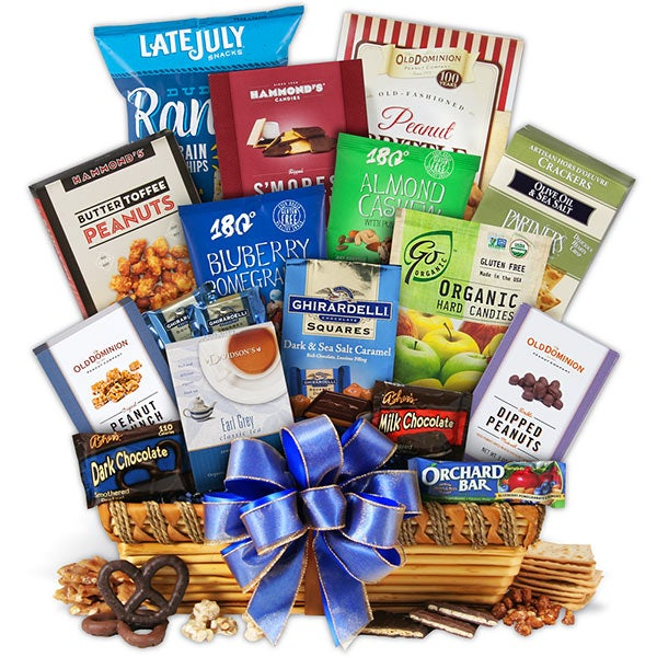 Winter Cheer Gift Basket