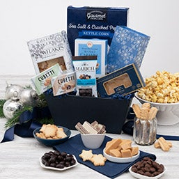 Winter Wonderland Holiday Gift Basket (5342)