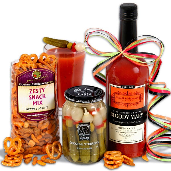 Bloody Mary Gift Stack