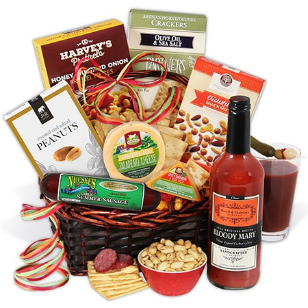 Bloody Mary Gift Basket By Gourmetgiftbaskets Com