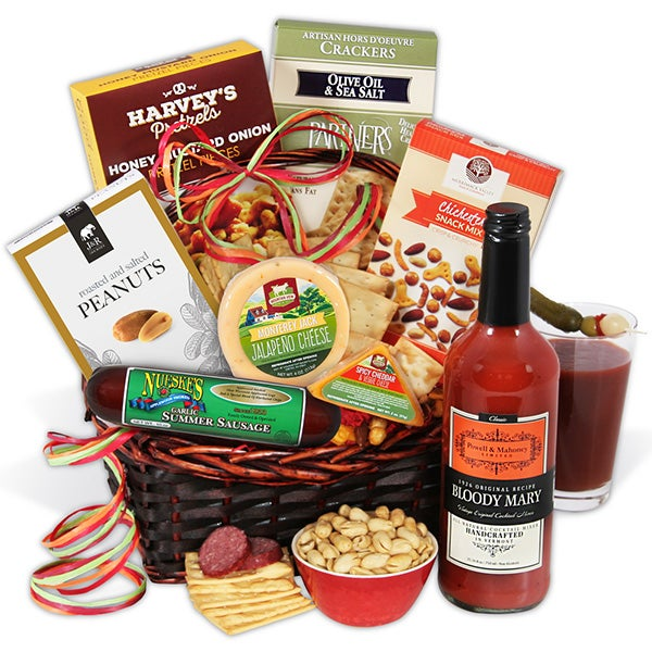 Bloody Mary Gift Basket