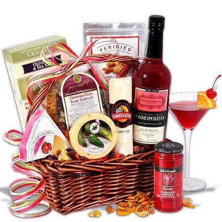 Cosmopolitan Gift Basket