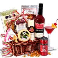 Cosmopolitan Gift Basket™ (4713)