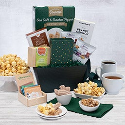Coffee Break Gift Basket (5523)