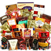 Ultimate Coffee & Chocolates Gift Basket (4075)