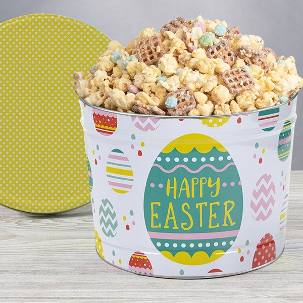 Bunny Munch Popcorn Tin - 2 Gallon