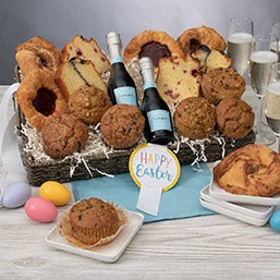 Easter Morning Breakfast Gift Basket  (4643)