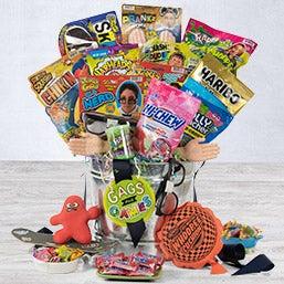 Kid's Easter Gift Basket