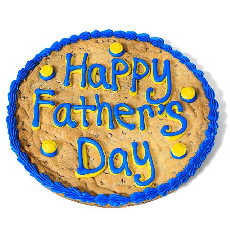 Father S Day Cookie Cake By Gourmetgiftbaskets Com