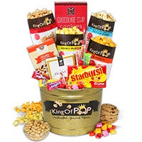 Father's Day Deluxe Junk Food Bucket