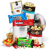 Father's Day Junk Food Bucket (4661)