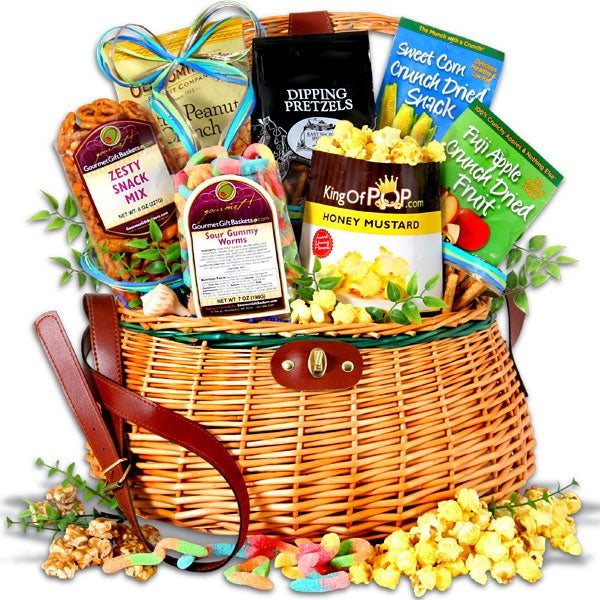 Father's Day Fishing Gift Basket By