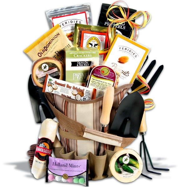 The Garden Master Fathers Day Gardening Gift Basket