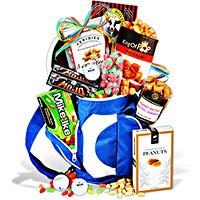 Hole in ONE Golf Bag - Father's Day Golf Gift Basket (4650)