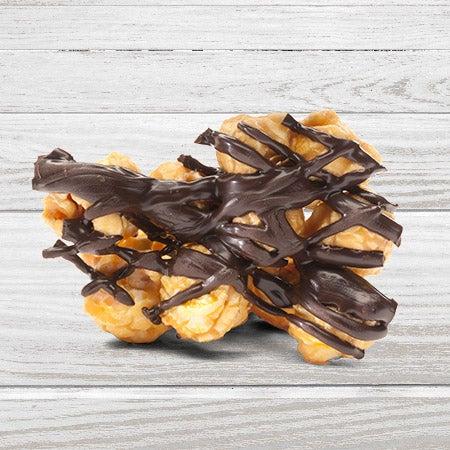 Dark Chocolate Caramel Popcorn - 2 Gallon
