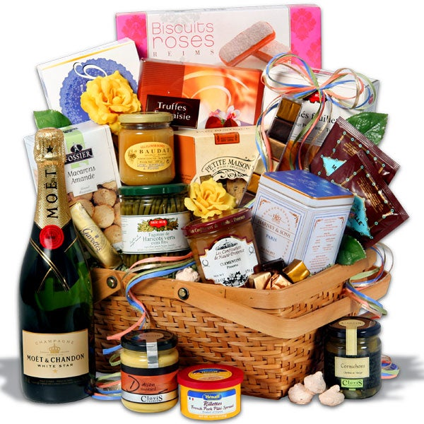 Weekend In Paris - Gift Basket