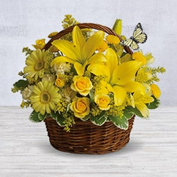 Basket Full of Wishes (T27-2A)