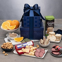 Decadent Orchard Gift Tower (4386)