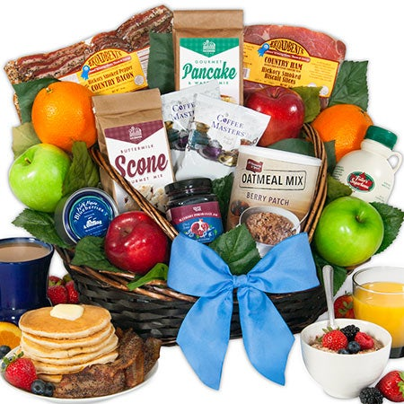 Estate Collection - Fruit Gift Basket