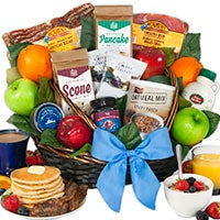 Estate Collection - Fruit Gift Basket (4408)