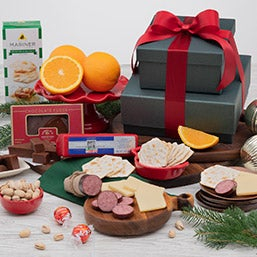 Gourmet Harvest Gift Tower™ (4381)