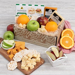 Get Well Gift Basket Of Fruit (1018)