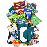 Golf Gift Basket - Hole in ONE Golf Bag (4320)