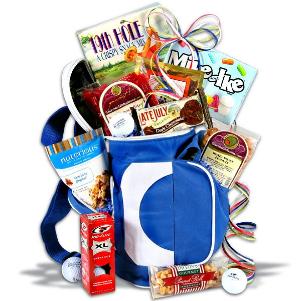 Golfer's Dream Gift Basket - Golf Gift Basket