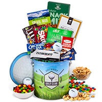 Hitting The Range Golf Gift Basket (4321)