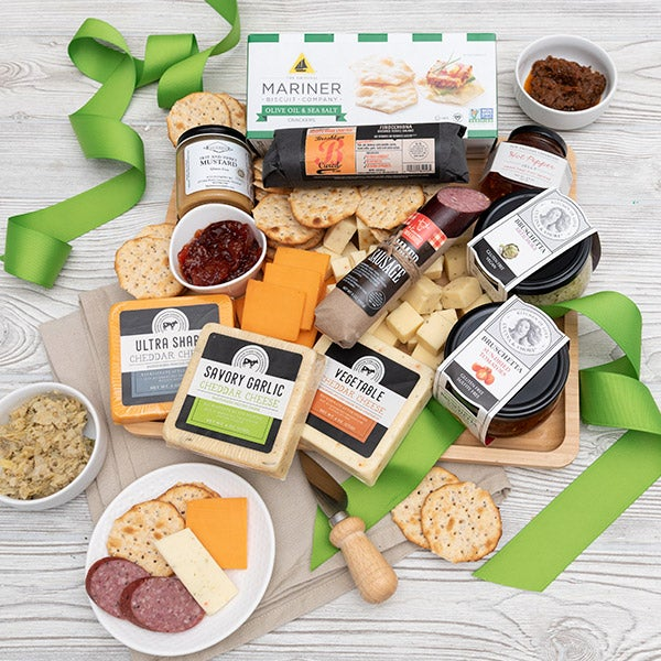 Artisan Meat & Cheese Platter 4362