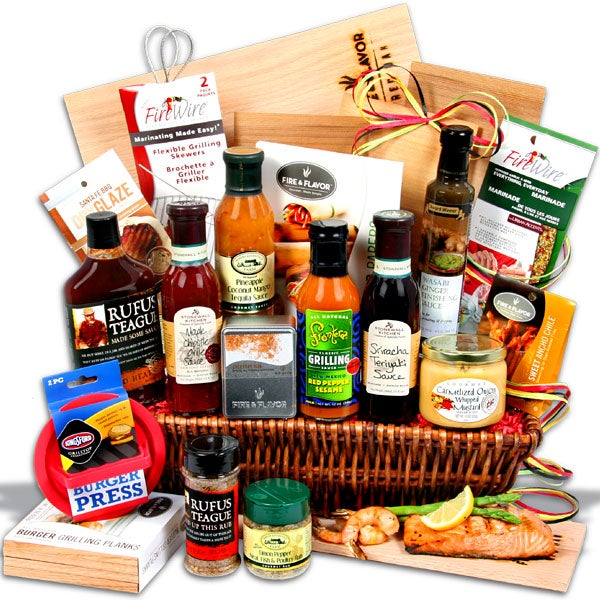 The Celebrity Chef BBQ Gift Basket