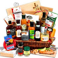 The Celebrity Chef™ BBQ Gift Basket (4084)