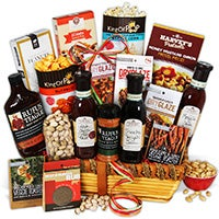 Grilling Greatness - BBQ Gift Basket (4082)