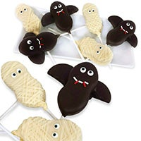 Halloween Cookie Pops 9237