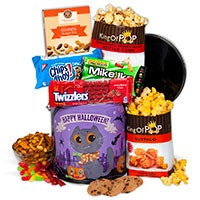 Spooky Eyes Snack Tin (4765)