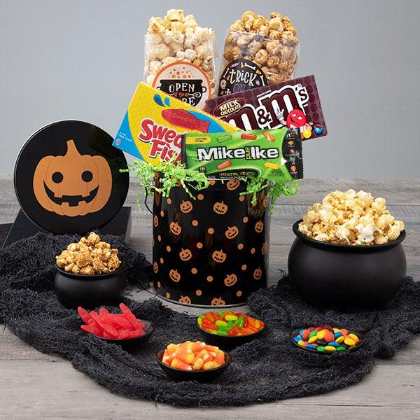 Halloween Treats Pumpkin