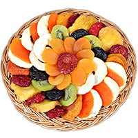 Dried Fruit Platter (4209)