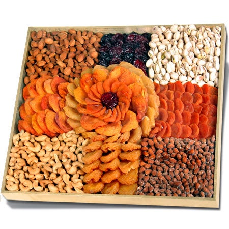 http://www.gourmetgiftbaskets.com/images/products/Healthy-Gift-Baskets/Executive-Rose-Fruits-Nuts.jpg