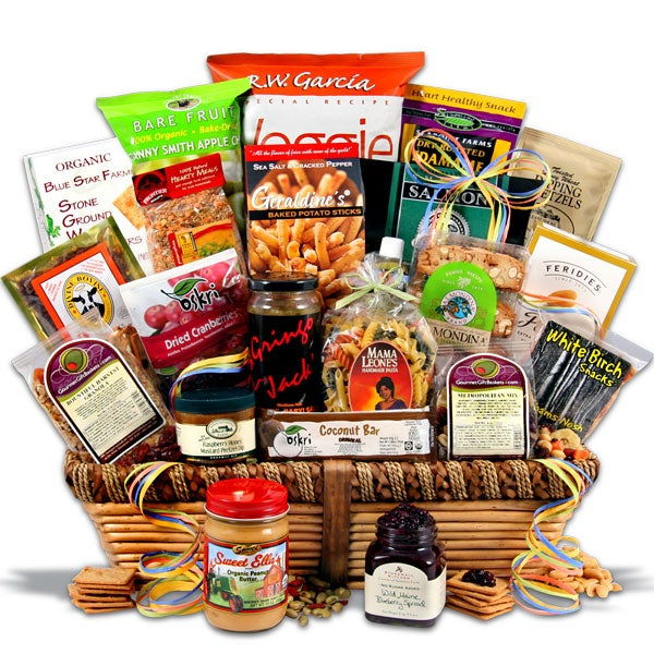 Ultimate Healthy Gift Basket
